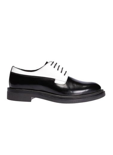 İnci %100 Deri Casual Ayakkabı Beyaz